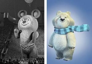 Есть ли в чертах олимпийских мишек приметы времени? - Би-би-си