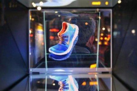 Будущее рядом: Nike и первая в мире голографическая реклама